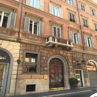 QT Suites & Apartments - Sistina - Ρώμη - Κτίριο