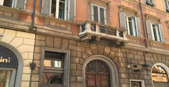 QT Suites & Apartments - Sistina - Rome - Building