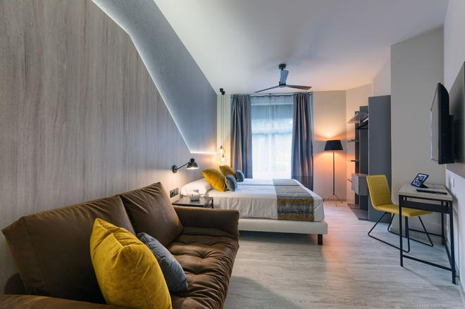 Hotel Onyarbi - Hondarribia - Bedroom
