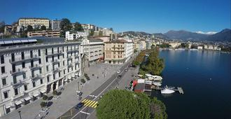 International au Lac Historic Lakeside Hotel - Lugano - Lugano - Vista externa