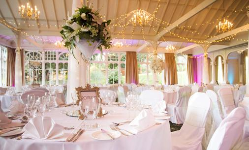 Classic Lodges The Old Swan Hotel - Harrogate - Banquet hall