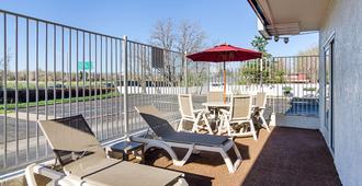 Motel 6 Denver Central - Federal Boulevard - Denver - Hàng hiên