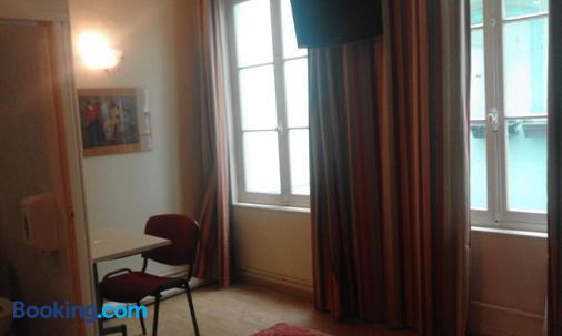 Hôtel du Palais - Rouen - Living room