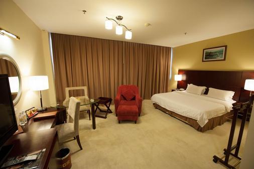 Gaya Centre Hotel - Kota Kinabalu - Bedroom