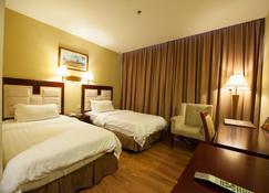 ガヤ センター ホテル - コタキナバル - 寝室