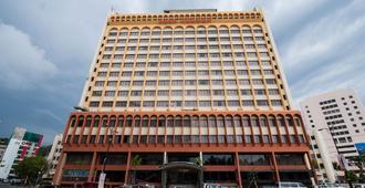 加亞中心飯店 - 亞庇 - 建築