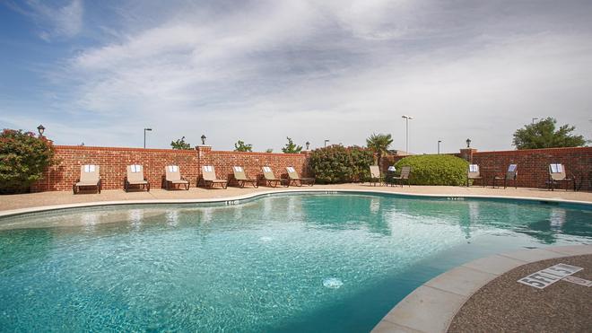Best Western Plus Waxahachie Inn & Suites - Waxahachie - Pool