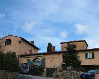 Montechiari in Chianti - Greve in Chianti - Building
