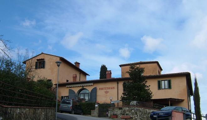 Montechiari in Chianti - Greve in Chianti - Rakennus
