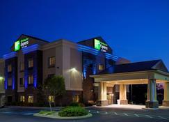 Holiday Inn Express Hotel & Suites Lewisburg - Lewisburg - Bâtiment