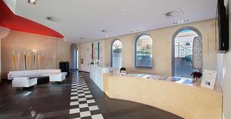 Arthotel & Park Lecce - Lecce - Recepción
