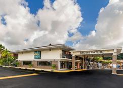 Quality Inn Florida City - Homestead - Florida City - Bâtiment