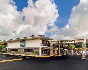 Quality Inn Florida City - Homestead - Florida City - Building