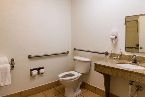 Quality Inn Florida City - Homestead - Florida City - Bathroom