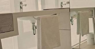 基里卡拉酒店 - 波哥大 - 波哥大 - 浴室