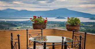 Eco Hotel Ixhi - Patzcuaro - Balkon