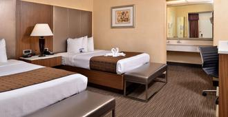 Best Western Hollywood Plaza Inn-Hollywood Walk of Fame Hotel-LA - Los Angeles - Bedroom