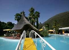 Albergo Losone - Ascona - Pool