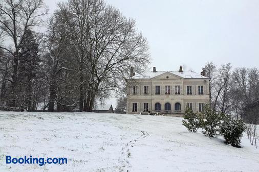 Chambres D'hôtes - Château De Preuil - Orval - Building