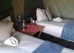 Pop Lamont Camp - Kavimba - Schlafzimmer