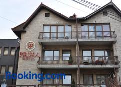 Hotel Prima - Priština - Edificio