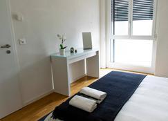 Spacious And Modern 3.5 Rooms In Lausanne - Lausana - Habitación