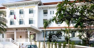 Raffles Grand Hotel d'Angkor - Siem Reap - Edifício