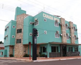 Canadá Hotel - Rio Verde - Building
