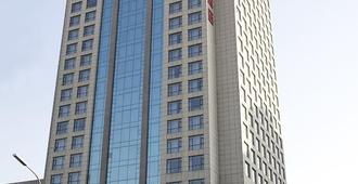 Wanfangyuan Business Hotel - Beijing - Peking - Rakennus