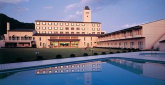 Akiu Resort Hotel Crescent - Sendai - Piscina