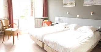 Hotel Internos - De Haan - Bedroom
