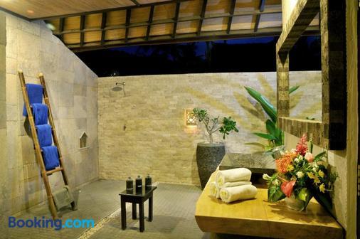 Hidden Paradise Cottages - Abang - Bathroom