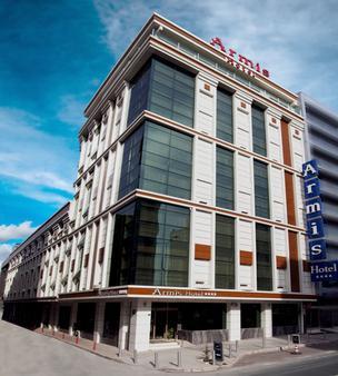 阿爾米斯酒店 - 伊士麥 - 伊茲密爾 - 建築