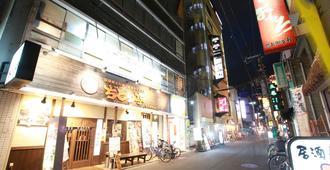 Omotenashi Hostel Taisho - אוסקה - נוף חיצוני