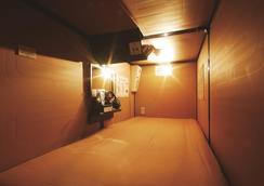 Capsule Hotel Anshin Oyado Shinbashi - Tokio - Habitación