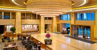Crowne Plaza Yiwu Expo - Yiwu - Lobby