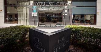 Hotel Silken Sant Gervasi - Barcelona - Edifício