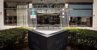 Hotel Silken Sant Gervasi - Barcelona - Building