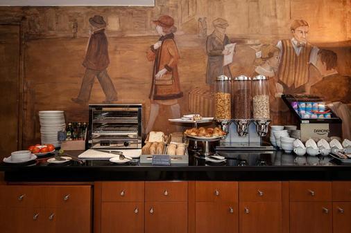 Hotel Silken Sant Gervasi - Barcelona - Buffet