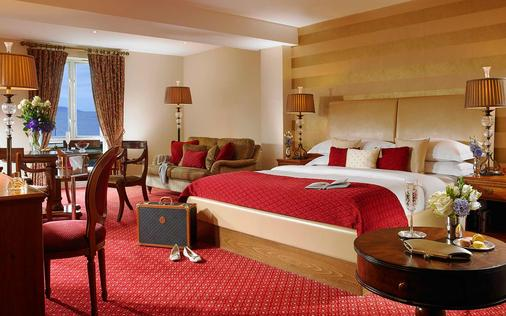 Galway Bay Hotel - Galway - Phòng ngủ