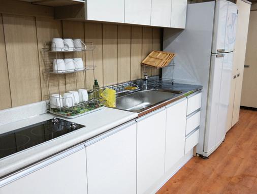 Mori Guesthouse - Hostel - Σεούλ - Κουζίνα