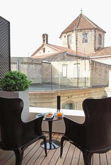 Hotel España Ramblas - Barcelona - Balcony