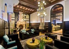 Hotel España Ramblas - Βαρκελώνη - Σαλόνι