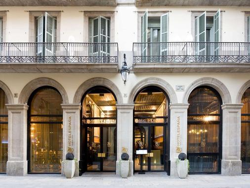 Hotel España Ramblas - Barcelona - Building