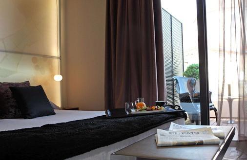西班牙蘭布拉酒店 - 巴塞隆納 - 臥室
