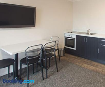 Harbour View Motel - Timaru - Dining room