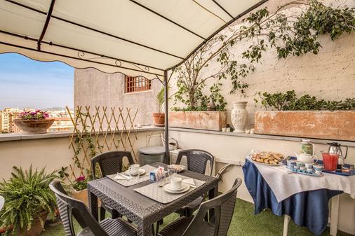 B&B Piramide Terrace - Rome - Restaurant
