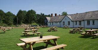 The Bowling Green Steakhouse Restaurant & Hotel - Banbury - Patio