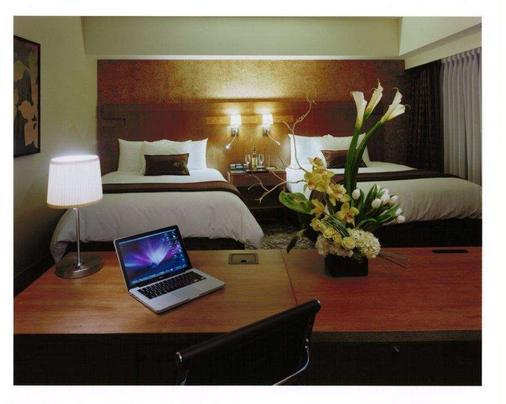 Miyako Hybrid Hotel Torrance - Torrance - Phòng ngủ