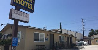 Ace Budget Motel - Сан-Диего - Здание